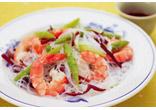 えびの中華サラダ