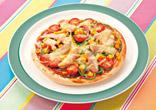 カラフルピザ