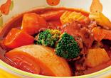 牛肉と野菜の赤ワイン煮