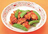 鶏のピリ辛マヨネーズ