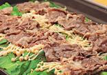 牛肉の蒸ししゃぶ