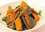 かぼちゃのカレー煮
