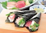 トロトロ手巻き寿司