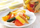 野菜の即席ピクルス