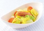 ウインナーとゆで野菜のマリネ