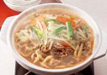 カレーちゃんぽん鍋
