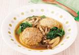 新たま肉詰めカレースープ煮