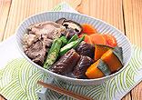 牛肉と夏野菜の冷やし鉢