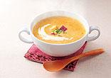 うらごしかぼちゃのスープ