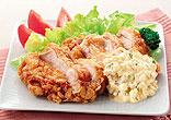 チキン南蛮タルタルソース