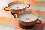 冬野菜のホワイトスープ