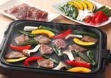 野菜たっぷり漬込み焼肉