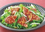 かつおの韓風サラダ