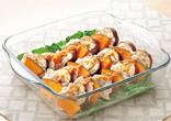 豚肉と夏野菜のレンジ蒸し