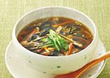 ひじきのスープ