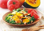 かぼちゃと大豆のマリネサラダ