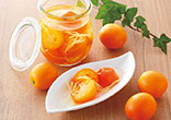きんかんと生姜のシロップ煮
