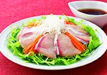 ぶりの中華サラダ