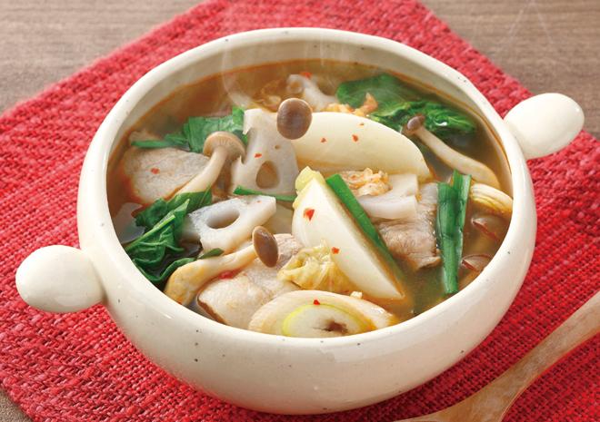 沢山 スープ 具 朝にぴったり!「具沢山スープ」で1日をほっこりスタート