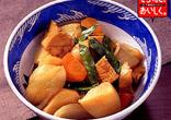 厚あげと野菜の田舎煮