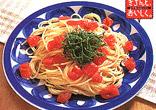 トマトスパゲティ(カプリ風)