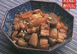 豚肉と大根の煮もの