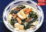 ツナと豆腐のくず煮