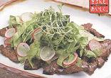 焼き肉の野菜のせ