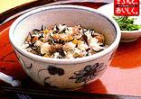 大豆ひじきご飯