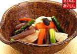高野豆腐と野菜のいため煮