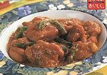 鶏肉とトマトのカレー炒め煮