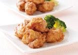 鶏のから揚げ(ソース風味)