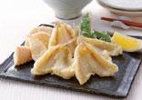 きすと春野菜の天ぷら