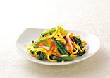 小松菜の中華サラダ