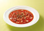 しめじのトマトスープ