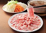 豚と野菜のしゃきしゃき鍋