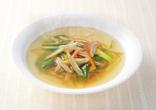 新ごぼうのスープ