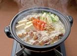 豚肉の酒粕鍋