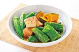 万願寺とうがらしと彩り野菜の煮浸し