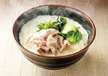 豚肉の豆乳麺