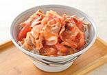 豚ばらトマト丼