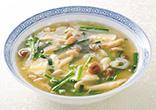しめじと豆腐の中華スープ