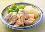 鶏肉のさっぱり酢煮