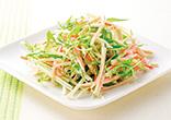 新ごぼうの彩りサラダ