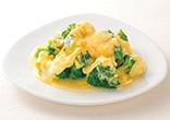 ブロッコリーの卵あんかけ