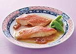 金目鯛の梅煮