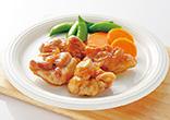 鶏肉のマーマレード焼き