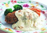 ウィーン風 牛肉のチーズカツレツ