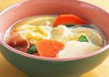 野菜のミルクスープ煮