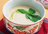 ふかひれ入りスープの茶碗蒸し